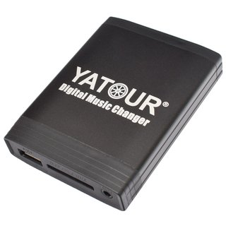 Yatour USB SD AUX Adapter BMW Rundpin Professional Radio