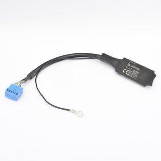 BlueMusic Bluetooth Audio Audi 12pin ab Juli 2010