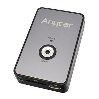 Anycar Musik USB SD AUX Adapter VW 12pin